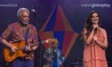 Juliette e Gil se emocionam em dueto: 'nossa alma dançando forró'