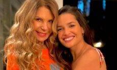 Elba Ramalho se encanta por Juliette em ensaio para live: 'cantando lindo'