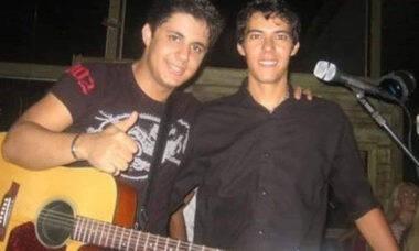 Luzimar Damasceno, sertanejo parceiro de Cristiano Araújo é encontrado morto. Foto: Reprodução Instagram