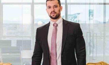 Influenciador e advogado criminalista Mathaus Agacci é considerado uma referência nacional . Foto: Divulgação