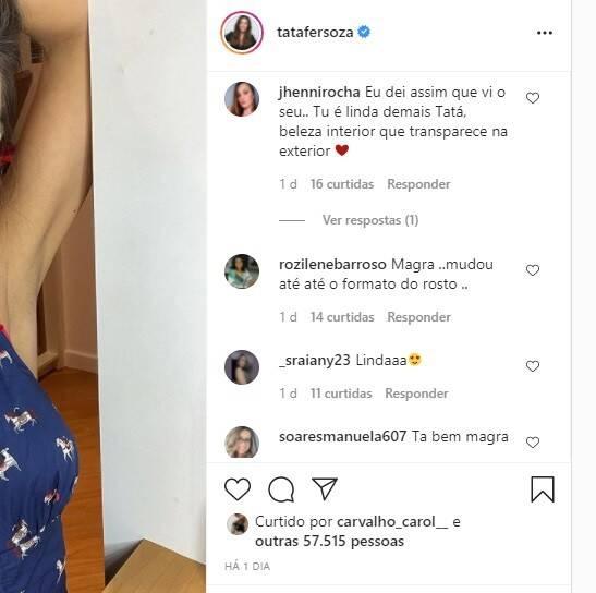 Thais Fersoza posta novo clique e sofre ataques sobre sua aparência (Foto: Reprodução/Instagram)