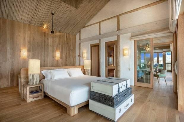Deborah Secco se hospeda em resort de até R$ 46,9 mil nas Maldivas (Foto: Reprodução/Soneva Fushi)