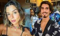 Giovanna Lancellottti vive affair com Gabriel David em Noronha