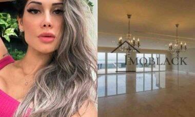 Mayra Cardi coloca cobertura de luxo no Rio à venda por R$ 16 milhões