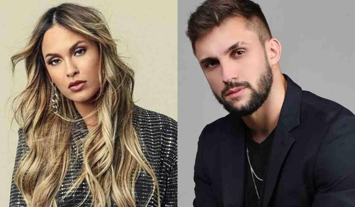 Após Gil, ex-BBBs Sarah e Arthur desabafam sobre fama: 'queria paz'