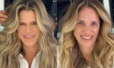 Ingrid Guimarães impressiona a web pela semelhança com a irmã: 'gêmea'