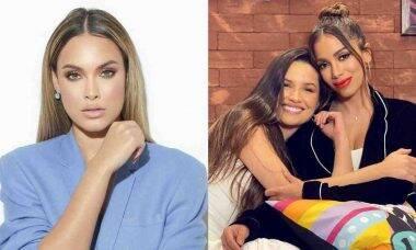 Sarah Andrade fala sobre suposto 'unfollow' em Anitta por conta de Juliette