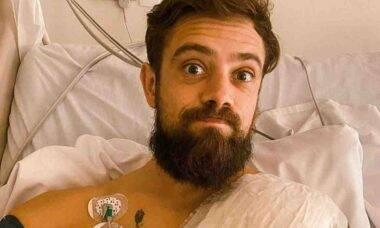 Rafael Cardoso faz cirurgia no coração: 'evita o risco de morte súbita'