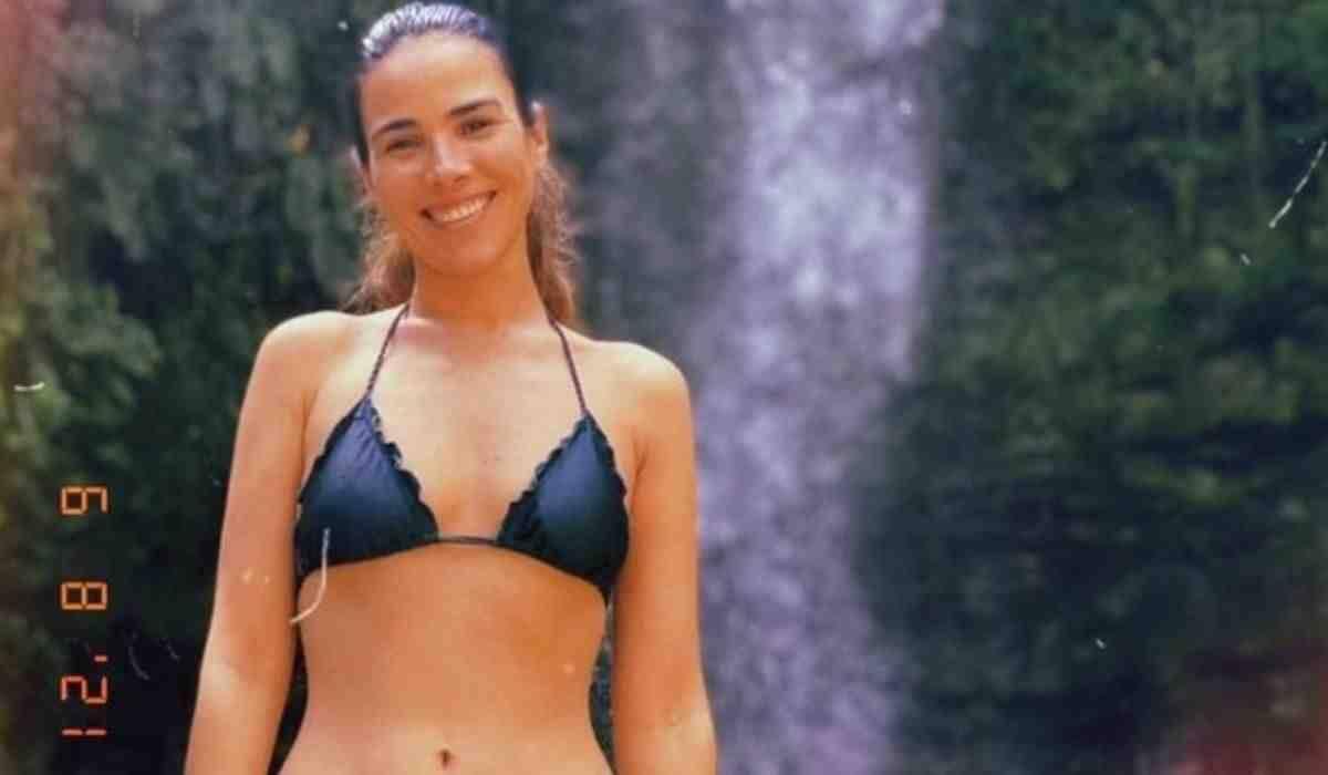 Wanessa Camargo curte cachoeira: 'absorvendo as boas energias'