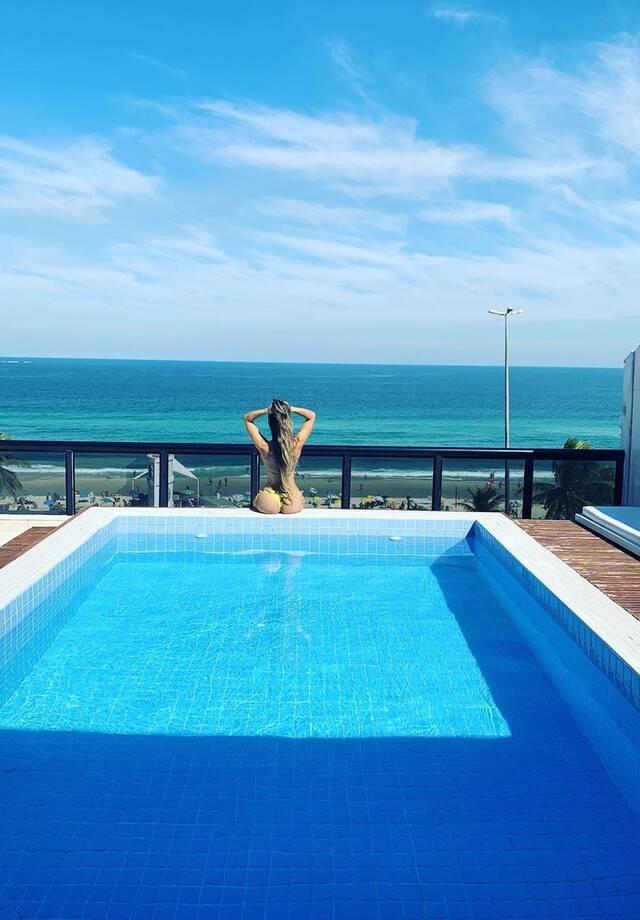 Mayra Cardi coloca cobertura de luxo no Rio à venda por R$ 16 milhões (Foto: Reprodução/Instagram)