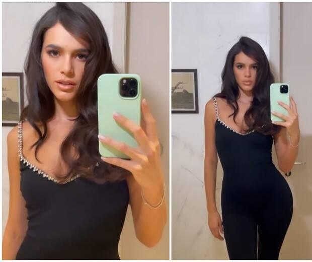 Bruna Marquezine surge com novo visual em vídeo de transformação