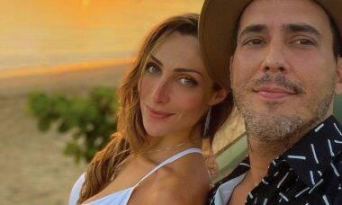 """André Marques termina namoro com Sofia Starling: """"Não estamos mais juntos"""""""