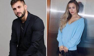 """Arthur Picoli nega relacionamento com Carla Diaz: """"Não tem nada rolando"""""""