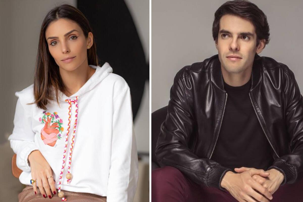 """Carol Celico fala sobre separação com Kaká: """"Nunca recebi pensão"""""""