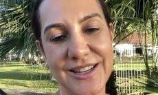 """Fernanda Venturini toma vacina da Pfizer """"para viajar"""" após dizer ser contra a vacinação"""