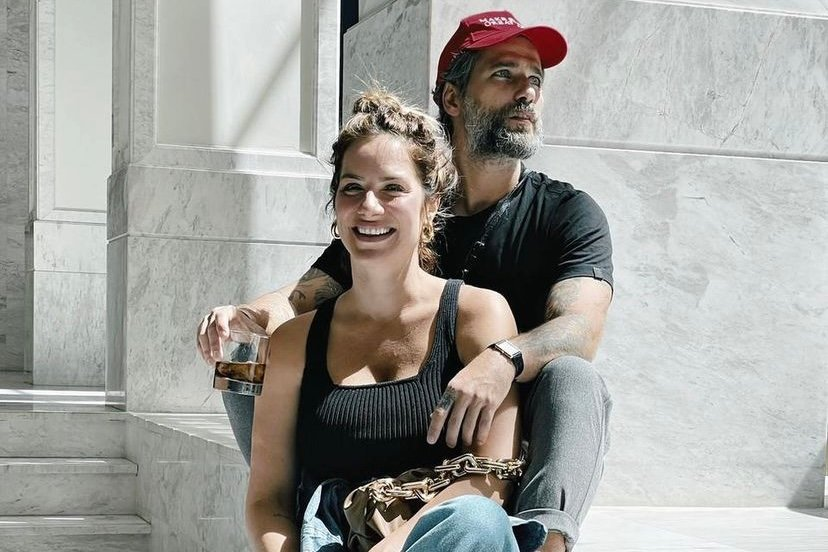 """Giovanna Ewbank aproveita Lisboa com Bruno Gagliasso: """"Te amo"""""""