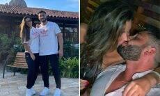 Ivy Moraes reata namoro com o ex e viaja para Fernando de Noronha