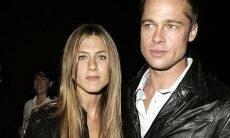 """Jennifer Aniston afasta rumores de affair com Brad Pitt: """"Somos amigos"""""""