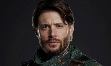 Jensen Ackles aparece caracterizado como Soldier Boy para a série 'The Boys'