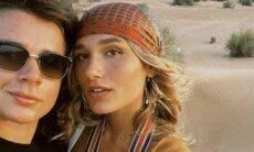 """Sasha Meneghel curte viagem no deserto com o marido: """"Meu coração está cheio de amor"""""""