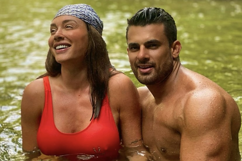 Juju Salimeni reata namoro com Helisson Dias e ganha surpresa romântica