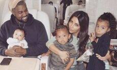 "Kim Kardashian celebra aniversário de Kanye West: ""Te amo para a vida"""