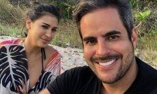 Simone relembra momentos do relacionamento com o marido, Kaká Diniz