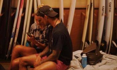 Luiza Brunet comenta sobre suposta gravidez de Yasmin Brunet, com o surfista Gabriel Medina. Foto: Reprodução Instagram