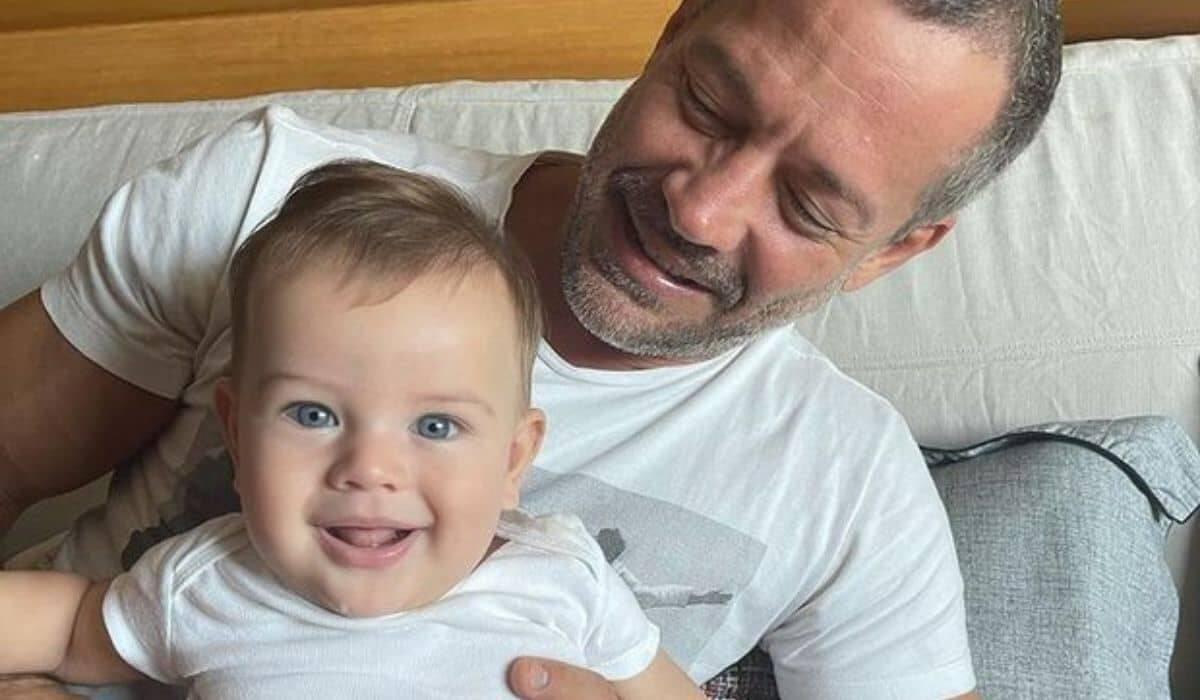 Bebê do ator Malvino Salvador e Kyra Gracie é internado em UTI
