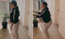 Bianca Andrade posta rotina de treino com 38 semanas de gravidez