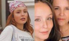 Mãe de Larissa Manoela deixa de seguir a filha nas redes sociais