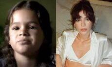 Bruna Marquezine encanta os fãs ao relembrar primeiro trabalho de atriz