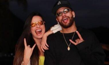 Neymar presenteia Juliette com óculos em encontro: 'você é demais'