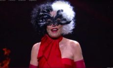 Ana Maria Braga faz sucesso na web ao surgir vestida de 'Cruella'