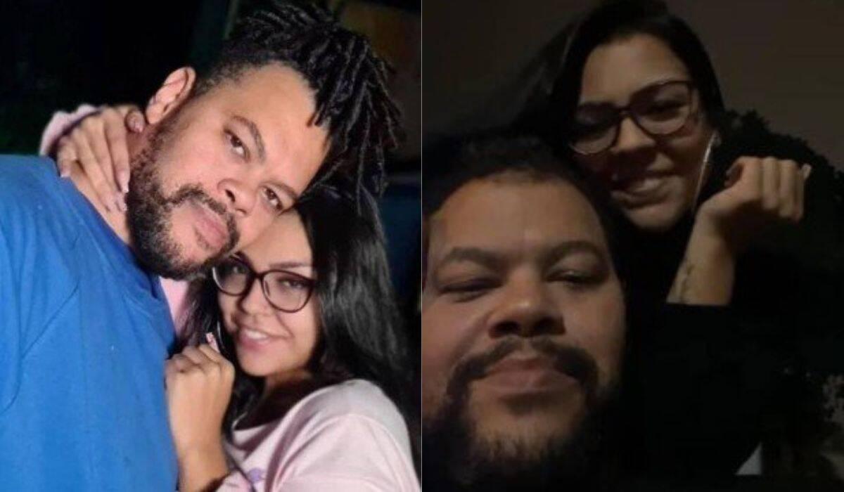 Babu Santana assume novo romance com fã 20 anos mais nova