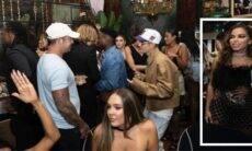 Anitta aparece em clique postado por Justin Bieber e surpreende dos fãs