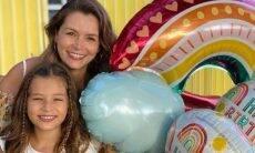 Bianca Castanho posa com filha e chama atenção por semelhança: 'xerox'