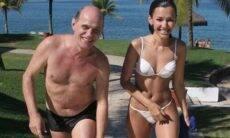 Viúva de Boechat homenageia jornalista: 'aproveite quem você ama'