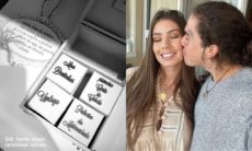 Whindersson Nunes exibe 'caixinha de lembranças' do filho vazia: 'dói'