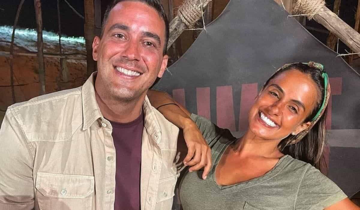 Após 'shipper', André Marques volta a elogiar Peixinho: 'incrível e única'