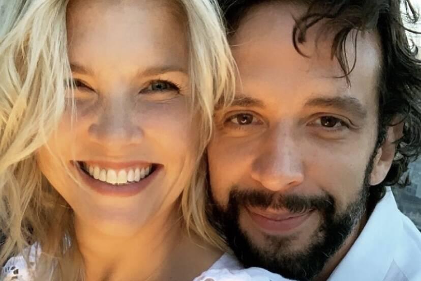 """Viúva de Nick Cordero volta a namorar e rebate críticas: """"Como você ousa julgar alguém"""""""