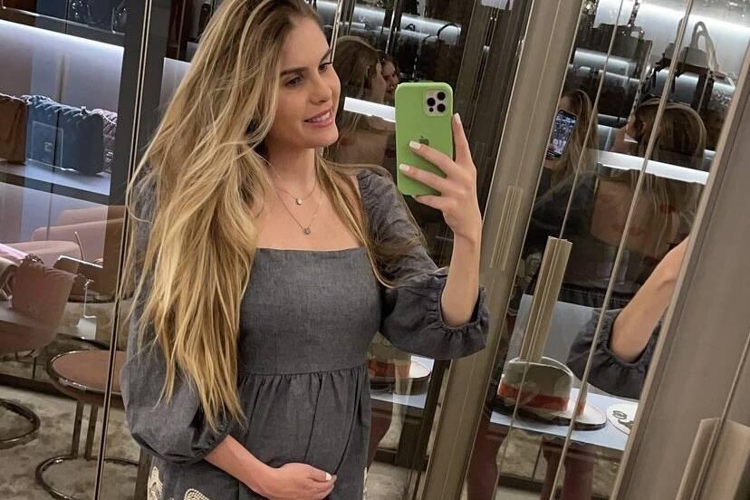 Bárbara Evans conta que engordou 13kg com tratamento de fertilização