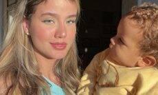 """Biah Rodrigues inicia processo de desmame do filho: """"Não estava conseguindo descansar"""""""