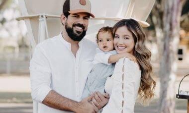 """Biah Rodrigues revela nome da filha com Sorocaba: """"Nossa princesa"""""""