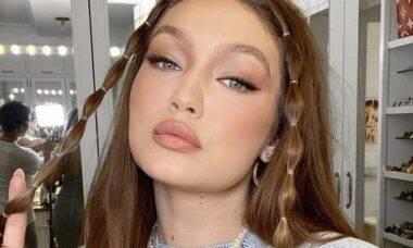 """Gigi Hadid desabafa sobre pressão para mostrar o rosto da filha: """"Estou tentando protegê-la"""""""
