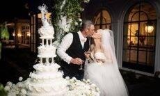 "Após 6 anos de namoro, Gwen Stefani e Blake Shelton se casam: ""Sonho realizado"""