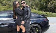 """Kevinho revela que não tem habilitação para dirigir seu Porsche de R$ 620 mil: """"Demora muito tempo"""""""