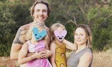 """Kristen Bell fala sobre variante de coronavírus com o nome da filha: """"Muito chato"""""""