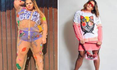 Influenciadora trans surpreende com antes e depois de perder 80 kg