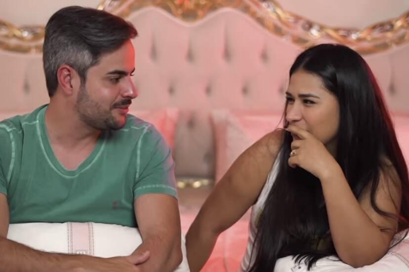 Simone e Kaká Diniz revelam lugares inusitados onde já fizeram sexo